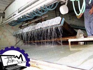 تعمیر یخساز الو تعمیر کار