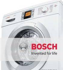 ارورهای ماشین لباسشویی بوش الو تعمیرکار